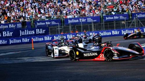 Nissan gears up for the Formula E Championship with strong momentum