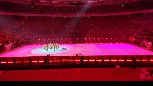 Canadian Embassy in Cairo The opening of the Handball World Cup gave the world a recuperation