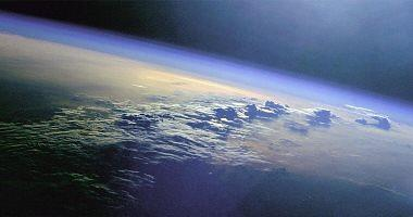 Record a record concentration of carbon dioxide in the Earths atmosphere
