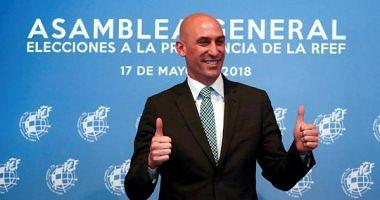 The Spanish Federation confirms that its president Luis Rubiales has been infected with the Corona virus