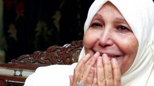 The family of Abla AlKahlawi we ask our loved ones to pray for her with mercy