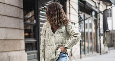 Winter Fashion 11 ways to wear a woolen sweater to achieve the equivalent of warmth and elegance