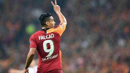 Falcao is an alternative to Mustafa Muhammad in the Galatasaray plan