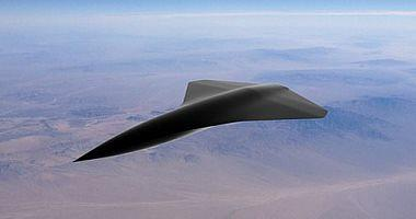 The launch of the worlds first unmanned supersonic combat aerial vehicle